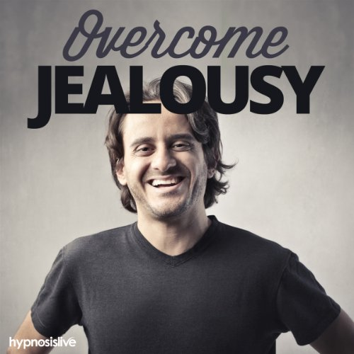 Overcome Jealousy Hypnosis cover art