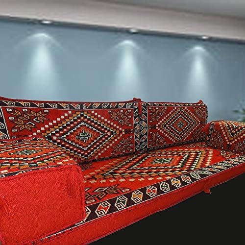 Spirit Home Interiors SHI_FS260 - Funda de suelo con relleno interior