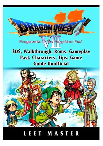 DRAGON QUEST VII FRAGMENTS OF