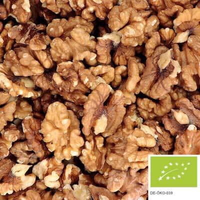 1kg ganze BIO Walnüsse ohne Schale, unbehandelte Walnusskerne - Unsere BIO Nüsse sind zu 100% roh und naturbelassen