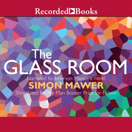 The Glass Room audiobook cover art