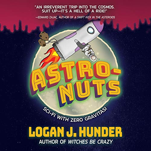 Astro-Nuts cover art