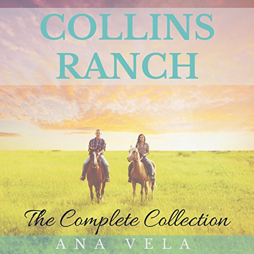 Collins Ranch: The Complete Collection                   By:                                                                                                                                 Ana Vela                               Narrated by:                                                                                                                                 Avianna Rey                      Length: 4 hrs and 46 mins     5 ratings     Overall 3.2