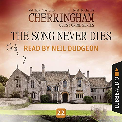 The Song Never Dies audiobook cover art