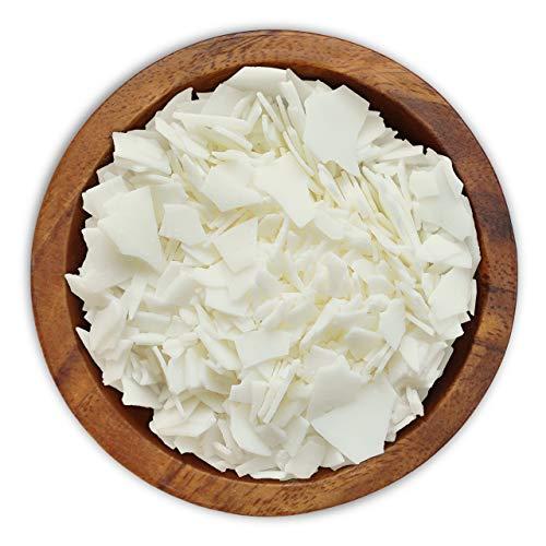 2,25 kg Sojawachs in Flocken, natürliches, pflanzliches Wachs für Kerzen gießen - Perfektes Kerzenwachs.
