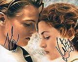 FM Titanic - Leonardo Dicaprio & Kate Winslet Signiert