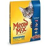 Meow Mix Seafood Medley, 14.2-pound