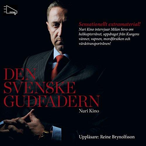 Den svenske Gudfadern audiobook cover art