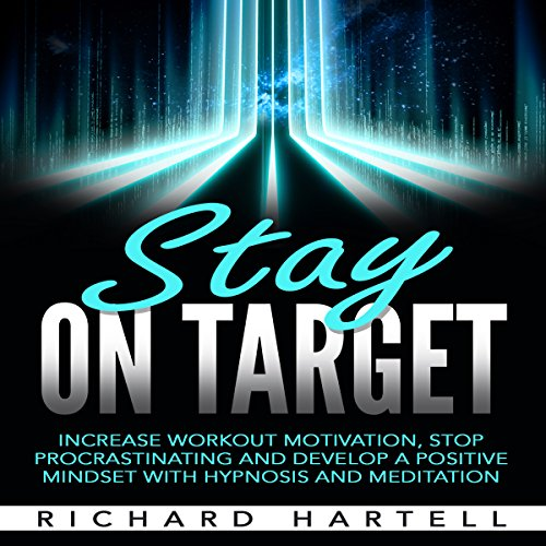 Stay on Target audiobook cover art