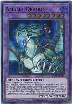 yugioh amulet dragon