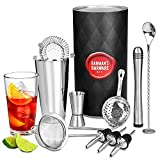 Barman's Barware Kit by bar@drinkstuff | Cocktail Gift Set