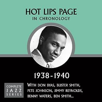 Complete Jazz Series 1938 - 1940