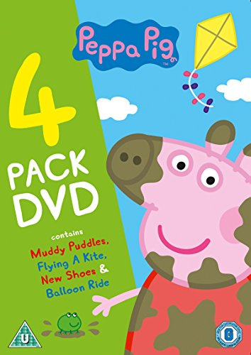 Peppa Pig: The Muddy Puddles Collection [DVD] [Reino Unido]