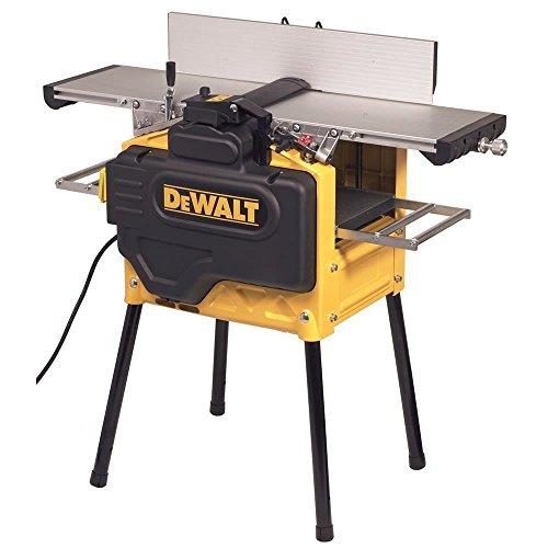 DeWalt D27300-QS - Cepillo de Regrueso 2.100W 260mm. Mesa regrueso 500×250mm - Motor...