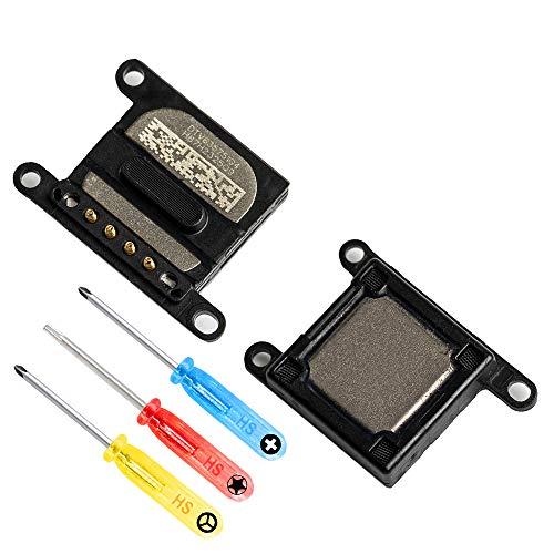 MMOBIEL Auricular Ear Speaker Compatible con iPhone 8 Plus, 7 Plus Series Audífono con Altavoz CableFlex con Herramienta