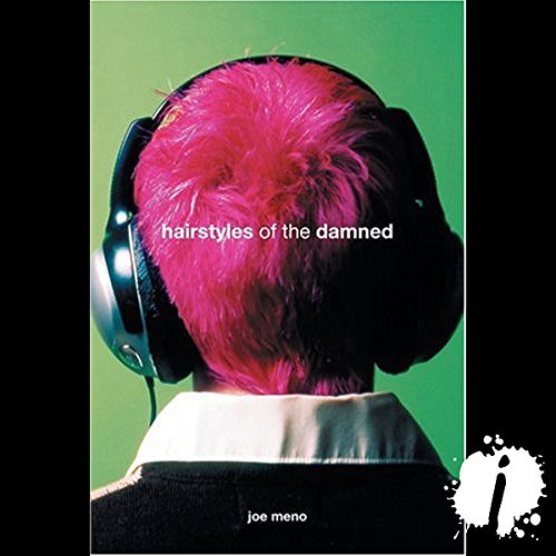 Hairstyles of the Damned  audiobook cover art