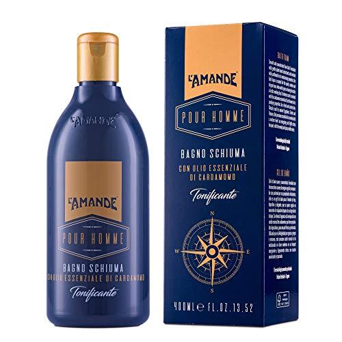L Amande 38273 Pour Homme Bagno Schiuma Business - 400 ml