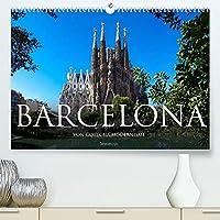 Barcelona - Von Gotik bis Modernisme (Premium, hochwertiger DIN A2 Wandkalender 2022, Kunstdruck in Hochglanz): 12 hochaufloesende Barcelona-Fotografien von Olaf Bruhn. (Monatskalender, 14 Seiten )