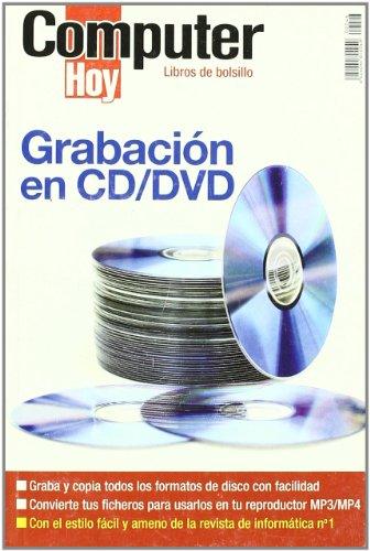 Grabacion En Cd / Dvd Computer Ho (Computer Hoy (hobby Press))