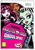 Monster High: Ghoul Spirit (Wii) [Importación inglesa]