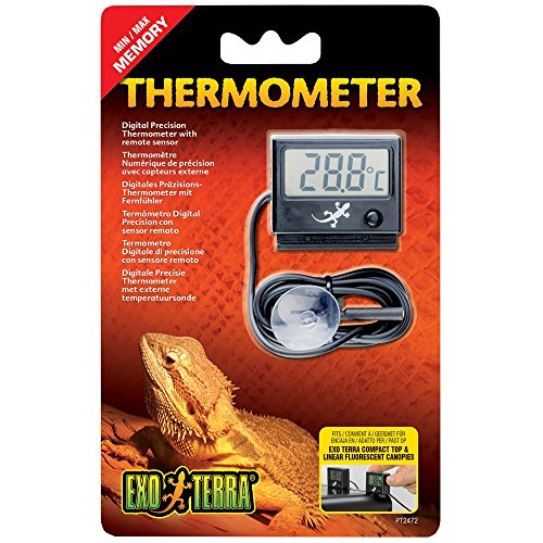 Exo Terra PT2472 digitale thermometer