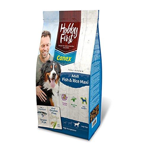 Canex Adult Fisch & Reis Maxi für große Rassen Hundefutter hypoallergen 12,5 kg