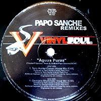 """Aguas Pura Remix - Papo Sanchez 12"""""""
