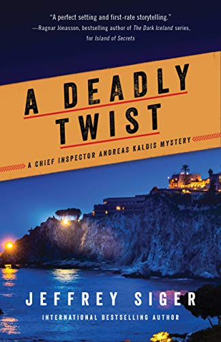 Image of A Deadly Twist (Chief Inspector Andreas Kaldis Mysteries, 11)