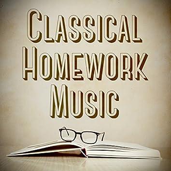 Classical Homework Music