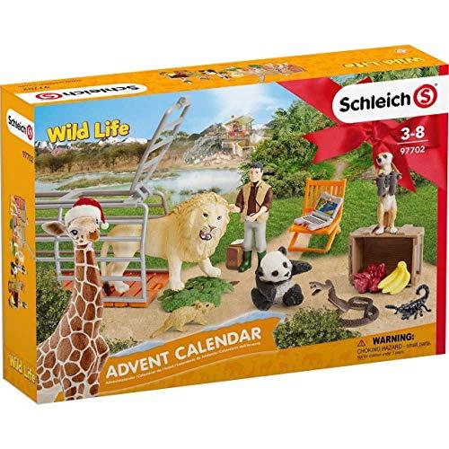 Schleich Wild Life Adventskalender 2018