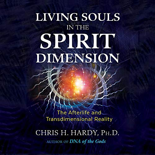 Living Souls in the Spirit Dimension cover art
