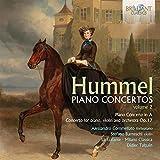 Hummel:Piano Concertos,Vol.2