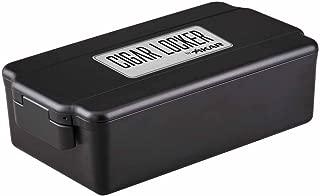 The Cigar Locker 10 Cigar Crush Proof Travel Humidor Lifetime Warranty
