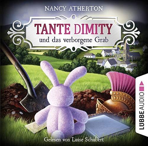Tante Dimity und das verborgene Grab Titelbild