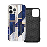 Funda de protección compatible con iPhone 12 / iPhone 12 Pro azul Winter Sky Phone Case / Funda de silicona suave TPU