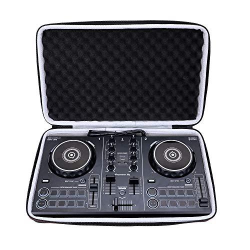 LTGEM EVA Hart Reise Tragen Tasche für Pioneer DJ DDJ-200 Smart DJ-Controller - Schutz Schutzhülle
