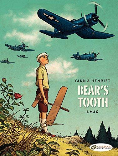 Bear's Tooth - Volume 1 - Max (English Edition)