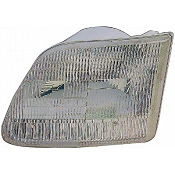Depo 333-1110R-ACN Dodge Caravan//Plymouth Voyager Passenger Side Replacement Headlight Assembly