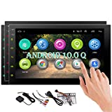 Android Car Stereo System Double 2 Din Bluetooth Autoradio 7 INCH Android 10.0