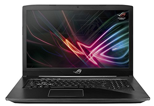Asus GL703GE-GC033T. Notebook con Monitor 17,3' Fhd Ips LED 60Hz, Intel Core I7-8750H, RAM 16 GB DDR4, 1 TB 7200Rpm, 256 GB SSD, Tastiera Retroilluminata R GB, Windows 10