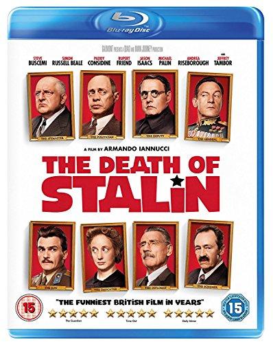 E1 - The Death Of Stalin Blu-Ray (1 BLU-RAY)