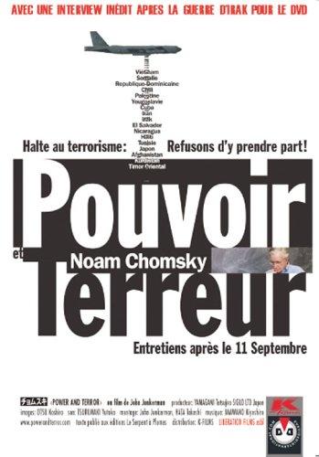Chomsky, Pwer a Terfysgaeth