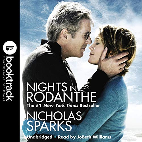 Couverture de Nights in Rodanthe: Booktrack Edition