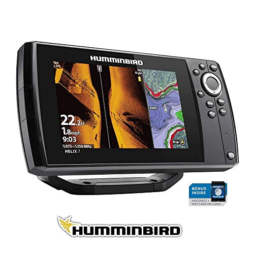 Humminbird Helix 7 Chirp Mega SI GPS G3 Nav+