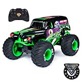 Monster Jam - Authentic Grave Digger 1:10 Scale RC Truck - Dual Joystick