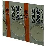 Otech Pack de 5 baterías Vinnic para Swatch Fun Scuba