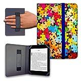 Funda para Libro electrónico eReader eBook de 6 Pulgadas - Woxter, Tagus, BQ, Energy, SPC, Sony, Inves, Papyre, Wolder, Nolim - 6' Universal - elástico (46)
