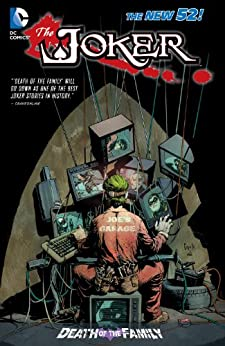 Joker: Death of the Family by [Scott Snyder, Greg Capullo, Various]