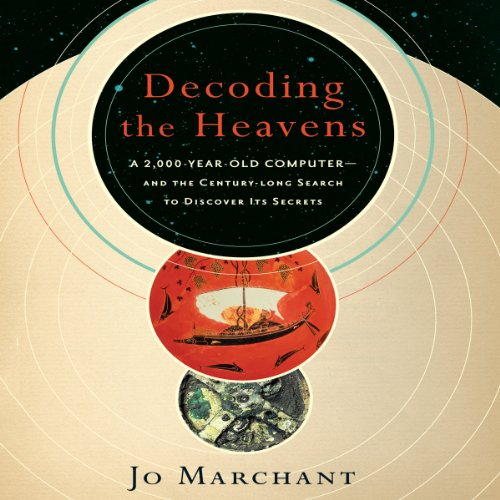 Decoding the Heavens audiobook cover art