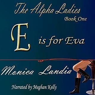 E Is for Eva audiobook cover art